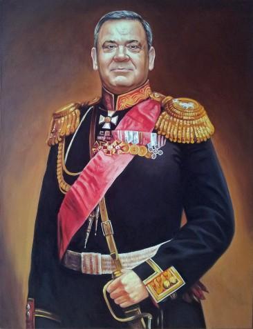 Где заказать портрет маслом в Хабаровске?