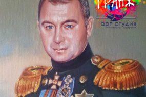 Заказать портрет маслом в Хабаровске