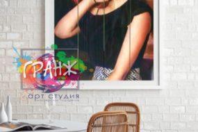 Картины на досках купить в стиле лофт Хабаровск