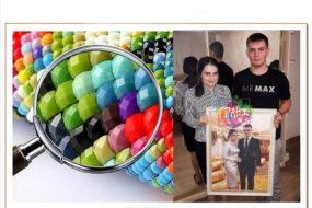 Алмазная мозаика по фото заказать в Хабаровске